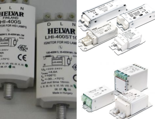 Magnetic Ballasts & Ignitor